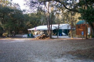 Cabin RV Park Mobile Home